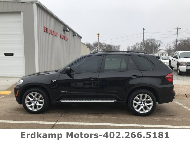Pre-Owned 2012 BMW X5 35i Premium